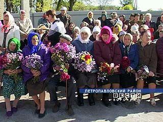 В селе Красносёловка открылся Дом ветеранов и инвалидов