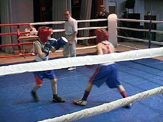 В селе Старая Меловая подрастает надежда российского бокса