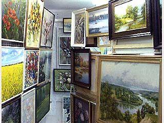 В селе Сторожевое откроется картинная галерея на базе школы