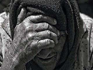 В селе Терновка пожилую женщину чуть не признали умершей