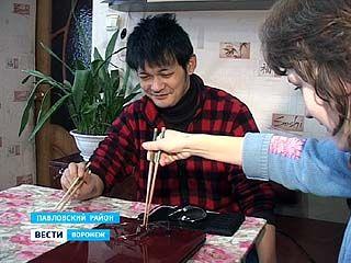 В селе Воронцовка Павловского района поселился житель Японии