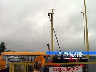 В село Липяги пришло голубое топливо