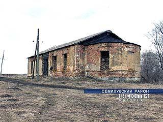 В Семидубравном разрушаются памятники природы и архитектуры
