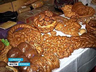 В Семилуках провели конкурс-смотр качества хлеба