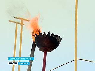 В Семилукском районе завершилась многолетняя программа газификации