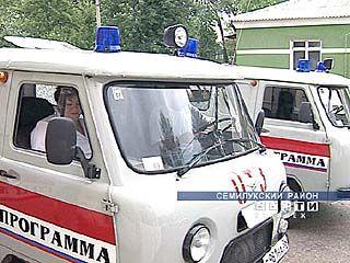 В Семилукской районной больнице появилось новое оборудование
