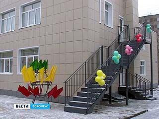 В Северном районе свои двери распахнул новый детский сад