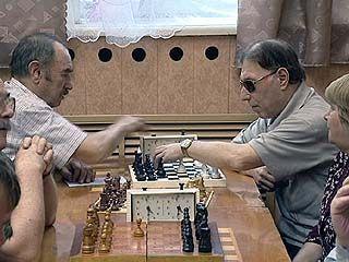 В шахматном клубе проходит первенство области среди инвалидов
