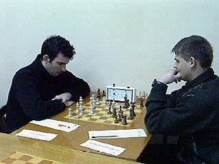 В шахматном клубе провели блиц-турнир