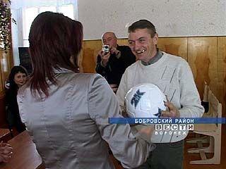В школе Семёново-Александровки Бобровского района появится спортзал