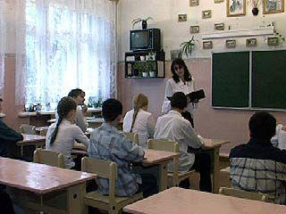 В школе-юбиляре к каждому ученику находят индивидуальный подход