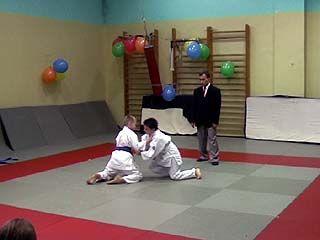 """В СК """"Олимпик"""" прошли состязания для начинающих дзюдоистов"""