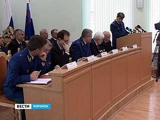 В Следственном управлении по Воронежской области подвели итоги 2010 года