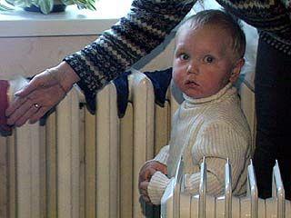 В Сомово мерзнут дети