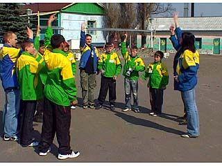 """В спортивно-оздоровительном центре """"Ювеналист"""" завершилась смена"""