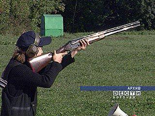В стендовой стрельбе золото досталось воронежской спортсменке