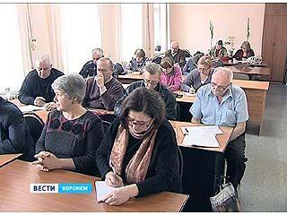 В столице Черноземья открыты специальные курсы управдомов