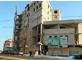 В строящемся здании на Проспекте Революции Воронежа прогремел взрыв