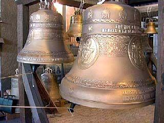 В Свято-Даниловом монастыре прошла торжественная церемония первого звона