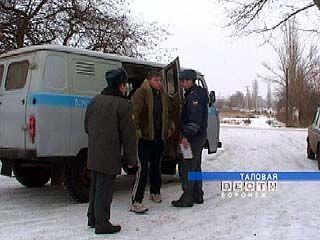 В Таловой арестован водитель за вождение в нетрезвом виде