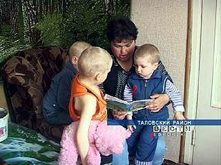 В Таловой добиться права на материнский капитал смогли приемные родители