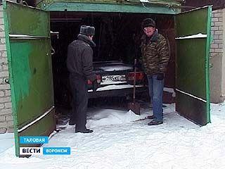 В Таловой ищут преступников, которые мастерски обкрадывают автолюбителей