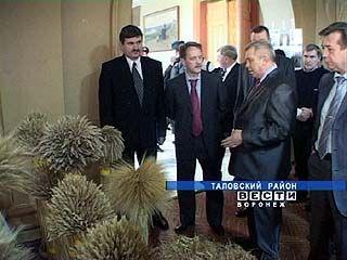 В Таловой, впервые в области, состоялось совещание ученых-аграриев