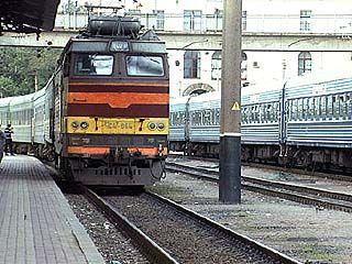 """В Таловском районе загорелся локомотив поезда """"Новороссийск - Воркута"""""""