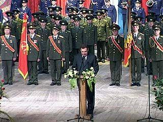 В театре Кольцова прошёл вечер, посвящённый 59-ой годовщине Победы