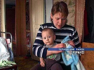 В Терновском районе пособие на питание оформили 140 семей