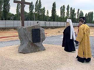 В трех километрах от Воронежа появится новый храм