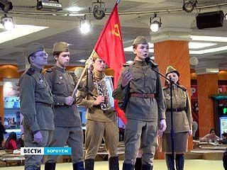 """В """"Центре Галереи Чижова"""" чествовали воронежских ветеранов"""
