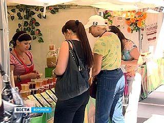 В Центре Галереи Чижова до 13 августа работает медовая ярмарка