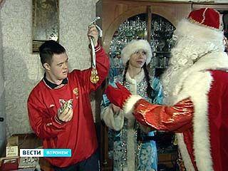 "В ""Центре Галереи Чижова"" закончила работу резиденция Деда Мороза"