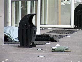 В центре Воронежа совершено вооруженное нападение на инкассаторов