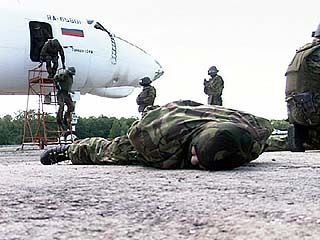 В учениях ФСБ были задействованы все оперативные службы региона