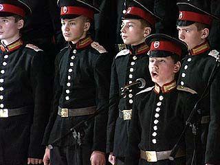 В Уварово состоялось открытие 1-го фестиваля кадетских корпусов