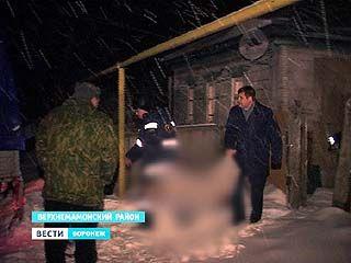 В Верхнемамонском районе трагически погибла семья