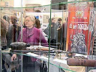 В ВГМА открылась выставка, приуроченная к 65-летию победы в ВОВ