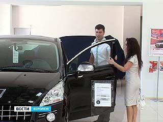В Воронеже - дефицит автомобилей