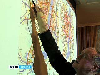 В Воронеже будут созданы электронные паспорта улиц