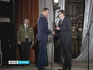 В Воронеже чествовали воинов-интернационалистов