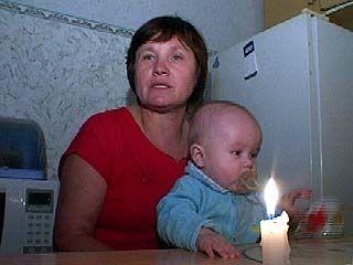 В Воронеже десятки домов остались без света