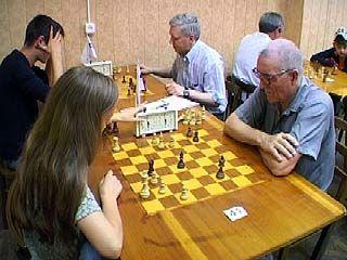 В Воронеже финишировал шахматный блиц-турнир
