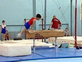 В Воронеже финишировало первенство области по спортивной гимнастике