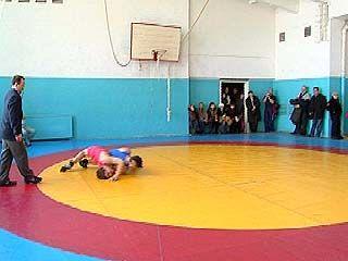 В Воронеже финишировало первенство области по вольной борьбе