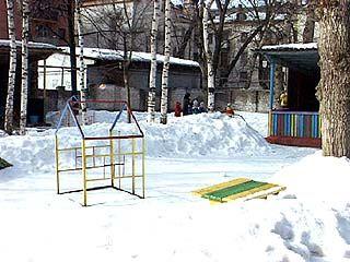 В Воронеже готовится к открытию детский сад в Коминтерновском районе