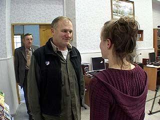 В Воронеже инкогнито побывал полковник вооруженных сил США