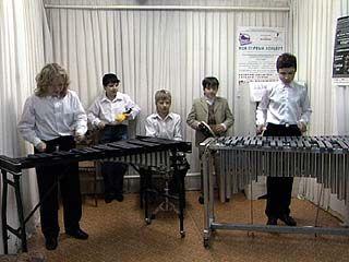 В Воронеже искали юных исполнителей на духовых и ударных инструментах