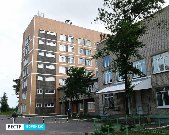 В Воронеже из окна больницы вновь выбросился пациент